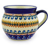 12 oz Stoneware Bubble Mug - Polmedia Polish Pottery H7511D