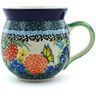 12 oz Stoneware Bubble Mug - Polmedia Polish Pottery H7665C