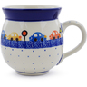 12 oz Stoneware Bubble Mug - Polmedia Polish Pottery H7755B