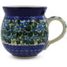 12 oz Stoneware Bubble Mug - Polmedia Polish Pottery H7901G