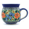 12 oz Stoneware Bubble Mug - Polmedia Polish Pottery H7903G