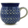 12 oz Stoneware Bubble Mug - Polmedia Polish Pottery H8001B