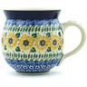 12 oz Stoneware Bubble Mug - Polmedia Polish Pottery H8146G