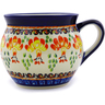 12 oz Stoneware Bubble Mug - Polmedia Polish Pottery H8170I