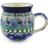 12 oz Stoneware Bubble Mug - Polmedia Polish Pottery H8197B