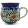 12 oz Stoneware Bubble Mug - Polmedia Polish Pottery H8199B