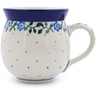 12 oz Stoneware Bubble Mug - Polmedia Polish Pottery H8227B