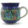 12 oz Stoneware Bubble Mug - Polmedia Polish Pottery H8257A
