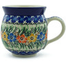 12 oz Stoneware Bubble Mug - Polmedia Polish Pottery H8281B