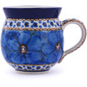 12 oz Stoneware Bubble Mug - Polmedia Polish Pottery H8295G