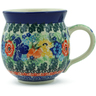 12 oz Stoneware Bubble Mug - Polmedia Polish Pottery H8327D