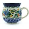 12 oz Stoneware Bubble Mug - Polmedia Polish Pottery H8328D