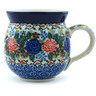12 oz Stoneware Bubble Mug - Polmedia Polish Pottery H8329D