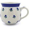 12 oz Stoneware Bubble Mug - Polmedia Polish Pottery H8642A