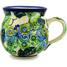 12 oz Stoneware Bubble Mug - Polmedia Polish Pottery H8701C