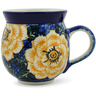 12 oz Stoneware Bubble Mug - Polmedia Polish Pottery H8703C