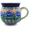 12 oz Stoneware Bubble Mug - Polmedia Polish Pottery H8714A