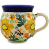 12 oz Stoneware Bubble Mug - Polmedia Polish Pottery H8770C