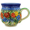 12 oz Stoneware Bubble Mug - Polmedia Polish Pottery H8789C