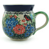 12 oz Stoneware Bubble Mug - Polmedia Polish Pottery H8996H