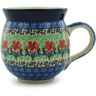 12 oz Stoneware Bubble Mug - Polmedia Polish Pottery H9000H