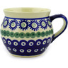 12 oz Stoneware Bubble Mug - Polmedia Polish Pottery H9151D