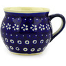 12 oz Stoneware Bubble Mug - Polmedia Polish Pottery H9155D