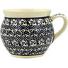 12 oz Stoneware Bubble Mug - Polmedia Polish Pottery H9172D