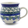 12 oz Stoneware Bubble Mug - Polmedia Polish Pottery H9283I