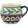 12 oz Stoneware Bubble Mug - Polmedia Polish Pottery H9306D