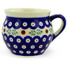12 oz Stoneware Bubble Mug - Polmedia Polish Pottery H9322D