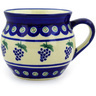 12 oz Stoneware Bubble Mug - Polmedia Polish Pottery H9332D