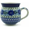 12 oz Stoneware Bubble Mug - Polmedia Polish Pottery H9347C