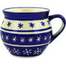12 oz Stoneware Bubble Mug - Polmedia Polish Pottery H9486D