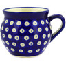 12 oz Stoneware Bubble Mug - Polmedia Polish Pottery H9498D