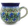 12 oz Stoneware Bubble Mug - Polmedia Polish Pottery H9623A