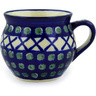 12 oz Stoneware Bubble Mug - Polmedia Polish Pottery H9637D