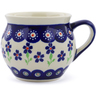 12 oz Stoneware Bubble Mug - Polmedia Polish Pottery H9650D