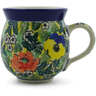 12 oz Stoneware Bubble Mug - Polmedia Polish Pottery H9925I