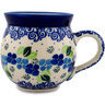 12 oz Stoneware Bubble Mug - Polmedia Polish Pottery H9948C