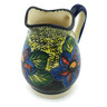 12 oz Stoneware Pitcher - Polmedia Polish Pottery H5356I