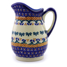 12 oz Stoneware Pitcher - Polmedia Polish Pottery H9181I