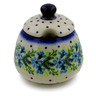 12 oz Stoneware Sugar Bowl - Polmedia Polish Pottery H0904K