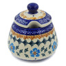 12 oz Stoneware Sugar Bowl - Polmedia Polish Pottery H0916K