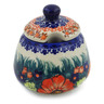 12 oz Stoneware Sugar Bowl - Polmedia Polish Pottery H0930K