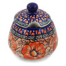 12 oz Stoneware Sugar Bowl - Polmedia Polish Pottery H0931K