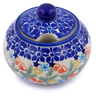 12 oz Stoneware Sugar Bowl - Polmedia Polish Pottery H1299J