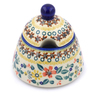 12 oz Stoneware Sugar Bowl - Polmedia Polish Pottery H2712J