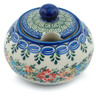 12 oz Stoneware Sugar Bowl - Polmedia Polish Pottery H3832H