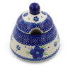 12 oz Stoneware Sugar Bowl - Polmedia Polish Pottery H6338F